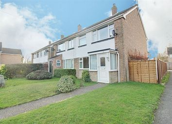 Thumbnail 3 bed semi-detached house for sale in Highfield Avenue, Alconbury Weston, Huntingdon