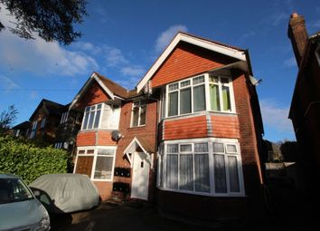 Thumbnail 1 bed flat to rent in Cobden Avenue, Southampton