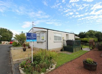 Thumbnail 2 bed bungalow for sale in The Crescent Woodside Park, Stalmine, Poulton-Le-Fylde