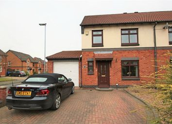 Thumbnail 3 bedroom semi-detached house to rent in Linnet Drive, Leigh, Lancashire