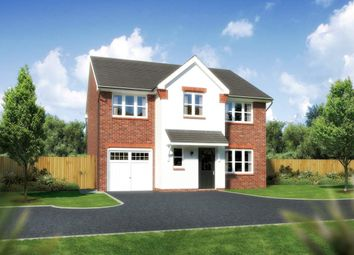 "Thumbnail 5 bed detached house for sale in ""Heddon"" at Close Lane, Alsager, Stoke-On-Trent"