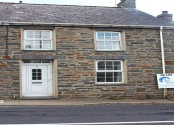 Thumbnail 3 bed terraced house to rent in Treherbert, Cwmann, Lampeter
