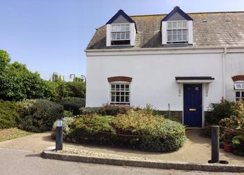 Thumbnail 2 bedroom semi-detached house for sale in The Strand, Starcross, Exeter