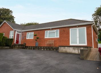 Thumbnail 4 bed detached bungalow for sale in Llethri Road, Llanelli, Carmarthenshire