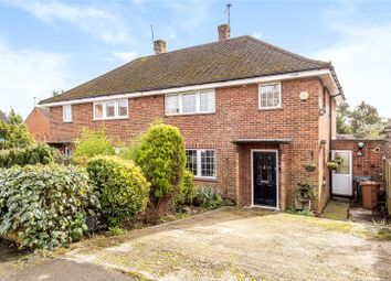 3 bed semi-detached house for sale in Oakhill Road, Maple Cross, Hertfordshire WD3