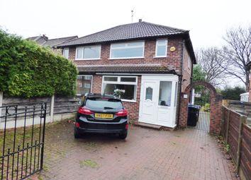 Thumbnail 2 bed semi-detached house for sale in Osborne Street, Bredbury, Stockport