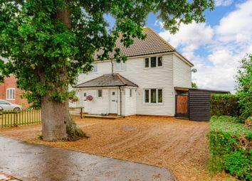 Thumbnail 3 bed semi-detached house for sale in Marsh Road, Tillingham, Southminster