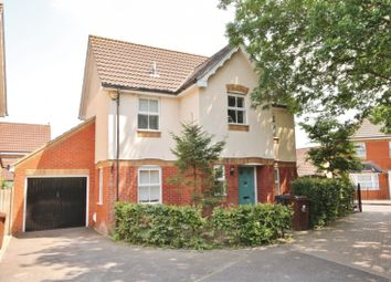 Thumbnail 3 bed property to rent in Foxglove Road, Rush Green