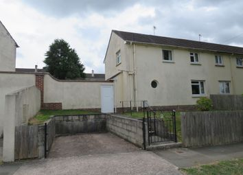 Thumbnail 3 bed semi-detached house for sale in Queensway, Newton Abbot