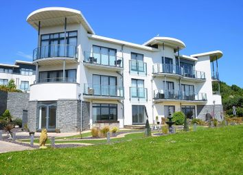 Thumbnail 2 bed flat for sale in St. Marys Drive, Brixham