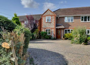 Thumbnail 4 bed semi-detached house for sale in Chestnut Way, Longwick, Princes Risborough