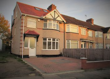 Thumbnail 4 bed end terrace house for sale in Adderley Road, London