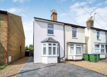 Thumbnail 4 bed semi-detached house for sale in Cambridge Road, Walton-On-Thames
