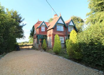 Thumbnail 3 bed semi-detached house to rent in Ranmore Common, Dorking