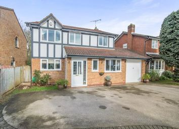 Thumbnail 4 bed detached house for sale in Fourfields Way, Arley, Coventry, Warwickshire