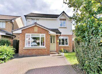 Thumbnail 4 bed detached house for sale in Paxton Crescent, Mavor Park Gardens, East Kilbride