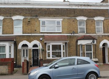 Thumbnail 3 bed terraced house for sale in Dames Road, Forest Gate