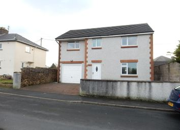 Thumbnail 4 bed detached house for sale in Barncroft Avenue, Seaton, Workington