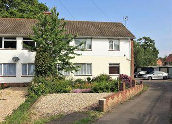 Thumbnail 2 bedroom maisonette for sale in Crawte Avenue, Holbury, Southampton