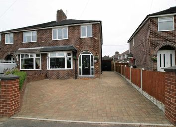Thumbnail 3 bed semi-detached house for sale in Downing Avenue, Maybank, Newcastle Under Lyme