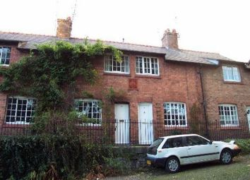 Thumbnail 2 bed cottage to rent in Greenway Street, Handbridge, Chester