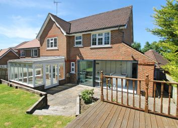 Thumbnail 4 bed detached house for sale in Beechcroft Road, Bushey