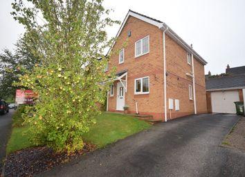 Thumbnail 3 bedroom property to rent in Blackbrook Drive, Ruabon, Wrexham