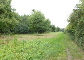 Thumbnail Land for sale in Chapel Lane, Elm, Wisbech