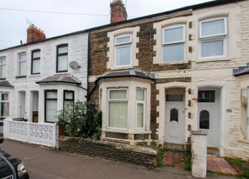 Thumbnail 4 bedroom property for sale in Glenroy Street, Roath, Cardiff