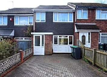 Thumbnail 3 bed terraced house for sale in St. James Road, Oldbury