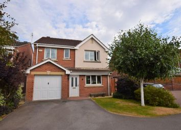 Thumbnail 4 bed detached house for sale in Kentmere Way, Staveley, Chesterfield