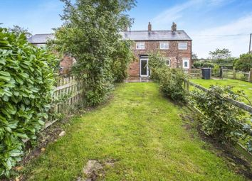 Thumbnail 2 bedroom terraced house for sale in Marston Road, Tockwith, York, North Yorkshire