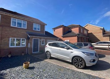 Thumbnail 3 bed semi-detached house for sale in Plas Gwernen, Barry