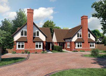 Reigate Road, Ewell, Epsom KT17. 3 bed detached house