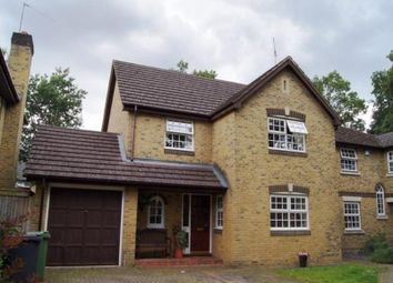 Thumbnail 4 bed detached house to rent in Minehurst Road, Mytchett, Camberley, Surrey
