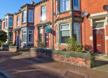 Thumbnail 2 bed flat for sale in Simonside Terrace, Heaton, Newcastle Upon Tyne