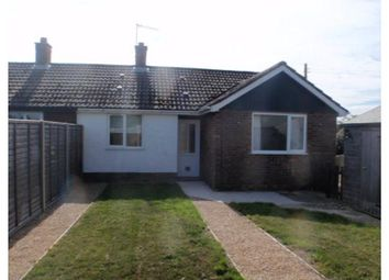 Thumbnail 2 bedroom semi-detached bungalow to rent in Dunns Lane, North Creake, Fakenham