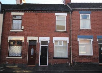 Thumbnail 2 bed terraced house for sale in Smith Child Street, Stoke-On-Trent