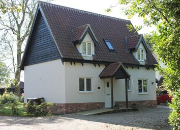 Thumbnail 3 bed detached house to rent in Hoxne, Eye, Suffolk
