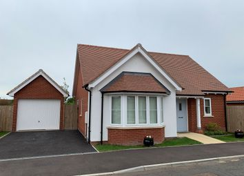 Thumbnail 2 bed detached bungalow for sale in Windmill Road, Bradfield, Manningtree