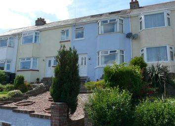 Thumbnail 4 bed terraced house for sale in Paignton, Devon
