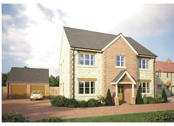 Thumbnail 5 bed detached house for sale in Old Brickyard Close, Lavendon, Olney