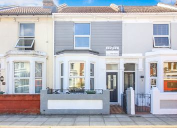 Thumbnail 3 bed terraced house for sale in Wheatstone Road, Southsea