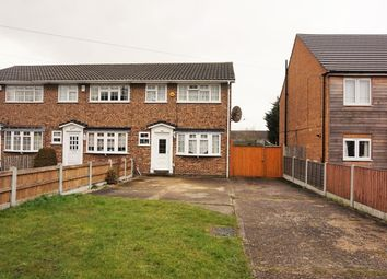 Thumbnail 3 bedroom end terrace house for sale in Lodge Lane, Romford