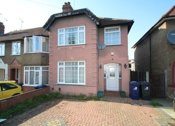 Thumbnail 3 bed property to rent in Robin Hood Way, Greenford