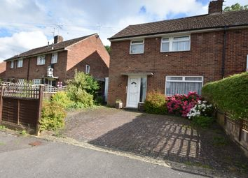 Thumbnail 3 bed semi-detached house for sale in Ampfield Close, Havant