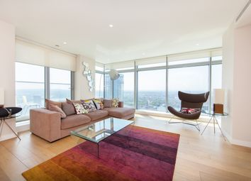 Thumbnail 3 bed flat for sale in Pan Peninsula, Canary Wharf, London