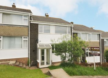 Thumbnail 3 bed terraced house for sale in Litchfield Avenue, Torquay