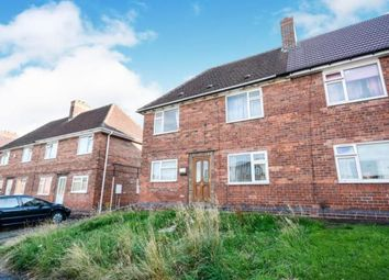 Thumbnail 2 bed semi-detached house for sale in Racecourse Mount, Chesterfield, Derbyshire