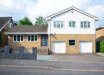 Thumbnail 3 bed detached house for sale in Grange Road, Meir Heath